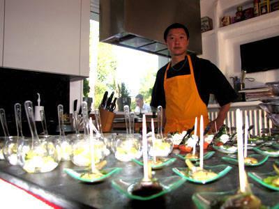 Tia Cha Maitre restaurateur Commis D'Office Traiteur dans les Landes